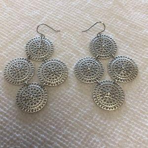 Stella & Dot earrings, match Medina necklace
